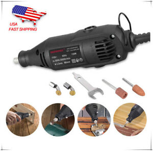 AC 110V//220V MultiPro Electric Grinder Rotary Tools 5 Variable Speed Drills