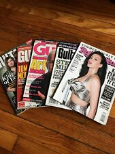Lot Of 5 Guitar World Rolling Stones Magazines Katy Perry Tom Morello Dave Grohl