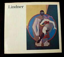 More details for richard lindner lindner   1970 hardback art exhibition catalogue / book