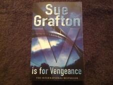 V is for Vengeance By Sue Grafton Book