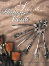 Stainless Flatware Guide by Dale Frederiksen and Bob Page (1998, Paperback)