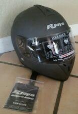 NEW RJays Dominator Gray Motorcycle Helmet Australia Size Medium DOT
