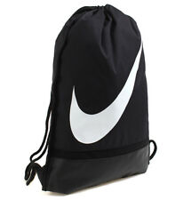 5a8037529baed Nike Academy Gym Sack Sports Soccer Football Tennis Bag Black BA5424-010 NEW