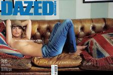DAZED & CONFUSED May 2007 Kate Moss AGYNESS DEYN Alyssa Miller EMILE HIRSCH @vgc