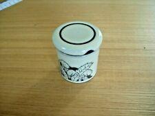 Hornsea - Cornrose - Mustard Pot + Lid