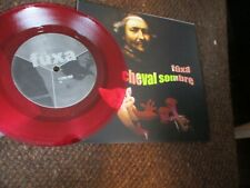 "New 2013 FUXA CHEVAL SOMBRE Split Red Vinyl 7"" Mind Expansion 2021 Space Rock"