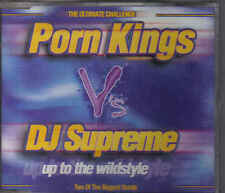 Porn Kings-Up to the wildstyle cd maxi single