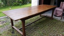 Table de ferme ancienne en chêne