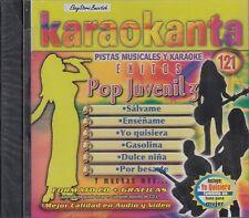 RBD Reik Kumbia Kings Uff Fey Hash Pop Juvenil 3 Karaoke  Nuevo New Sealed