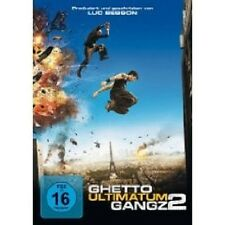 GHETTOGANGZ 2 ULTIMATUM DVD ACTION NEU