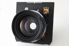 [Exc+++++] Schneider SYMMAR-S 180mm F5.6 Copal.1 4x5 Large Format from japan #97