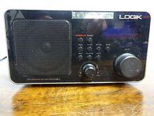 LOGIK Log IR100 Wifi Internet Radio - Audio Media Streaming *Used But Untested*