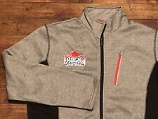 New listing Toronto Rock NLL Lacrosse Jacket gray windbreaker Large