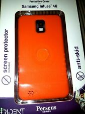 Trident  Perseus Series Protective Case for Samsung Infuse 4G in Orange @@@ New