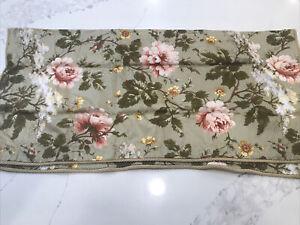 Ralph Lauren - Standard Sham - York Rose Floral 2 - Cream English New MSRP $175