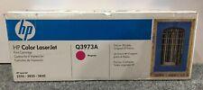 NEW HP Q3973A Magenta Toner Cartridge - Sealed