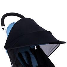 Wheelchair Pushchair Baby Stroller Umbrella Sun Shade Parasol Rain Canopy Cover