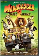 Madagascar: Escape 2 Africa (Full Screen Edition) - DVD - VERY GOOD