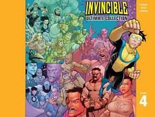 INVINCIBLE VOL #4 ULTIMATE COLLECTION HARDCOVER Kirkman Image Comics #36-47 HC