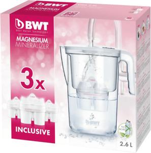 BWT Vida 2,6L inkl. 3 Kartuschen
