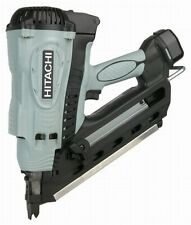 "NEW Hitachi 3-1/2"" Gas Cordless Clipped Head Strip Framing Nailer Stick Nail Gun"