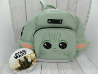 Star Wars The Mandalorian Child Mini Backpack NEW