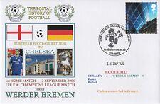 12 SEPTEMBER 2006 CHELSEA v WERDER BREMEN CHAMPIONS LEAGUE DAWN FOOTBALL COVER