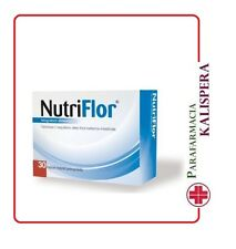 NUTRIFLOR 30 CPS NUTRIGEA. FLORA INTESTINALE INFIAMMAZIONI VAGINITI HERPES