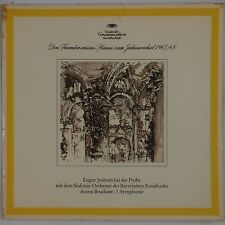 BRUCKNER: Symphony No. 3 JOCHUM DGG Limited 104 808 Germany STEREO NM LP