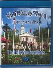 Walt Disney World's Hall of the Presidents (Blu-Ray)