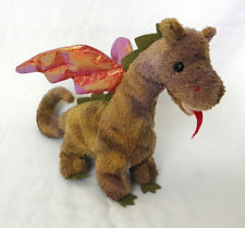 Dragon Plush SCORCH Fairy Tale Stuffed Animal Game of Thrones TY Beanie Babies