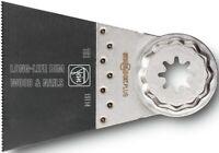 """Fein 63502161260 StarlockPlus E-Cut Long-Life Oscillating Saw Blade, 2-9/16"""""""