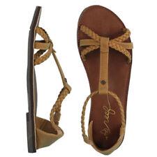 38,5 Sandali e scarpe Reef marrone per il mare da donna