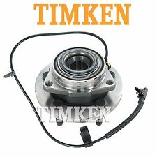 Dodge Mitsubishi Raider Ram Dakota Front Wheel Bearing Hub Assy Timken HA590035
