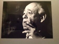 EUGÈNE IONESCO  - Photo de presse originale 18x24cm