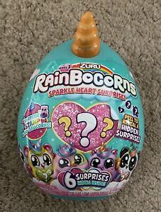 Rainbocorns Sparkle Heart Surprise Series 2 Plush