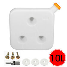 Fit For Car Truck Air Diesel Parking Heater 10L Fuel Oil Gasoline Tank White