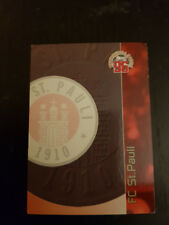 Panini Bundesliga Cards Collection 96 trading card 143 FC St. Pauli Logo