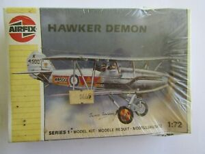 AIRFIX Hawker Demon 1/72 Scale AS NEW SEALED IN BOX