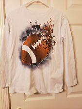 Boys Place Football Shirt Euc Xl/Tg 14