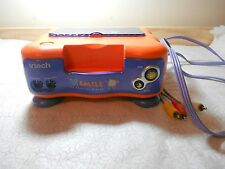 VTech V.Smile TV Learning System Controller w/Pen+ Nemo & Tinker Game Cartridges