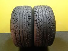 2 TIRES PIRELLI  ZERO NERO All Season MO  245/40/18   97V 70% LIFE  #19014