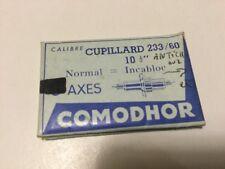 CUPILLARD 233/60 ,AXe De Balancier , Balance Staff