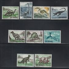 SAN MARINO Dinosaurs MNH set