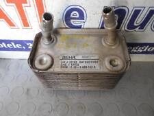 Radiatore scambiatore di calore acqua/olio BMW X5 75007540