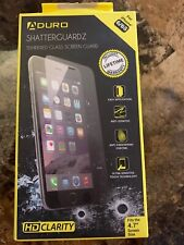 Aduro Shatterguardz Tempered Glass Screen Guard for iPhone 6 Plus or 6S Plus