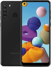 Samsung Galaxy A21 🔥GSM Unlocked🔥 32GB Black AT&T T-Mobile Metro