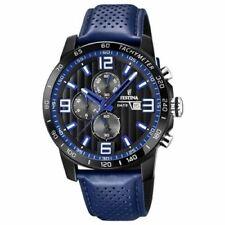 New Festina Chronograph  'The Originals Tour Of Britain ' Watch  Blue  F20339/4