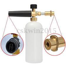 1L Bottle Snow Foam Lance Pressure Washer Car Clean Spray Jet Gun For Karcher K