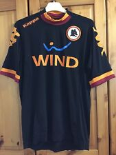be5b1e94f AS ROMA ITALY 2012  13 HOME FOOTBALL SHIRT JERSEY MAGLIA KAPPA SIZE L FOR  MEN